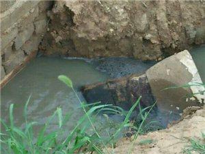 南阳镇平县侯集镇姜老庄村地下水源被污染,监管何在?