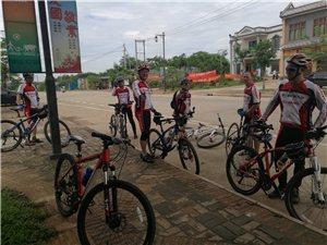 琼海阿七单车俱乐部周六骑行大路镇美容水库荔枝果园随拍