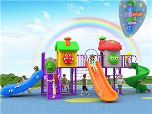 呼伦贝尔儿童组合滑梯,免费设计,优选奥乐邦!!