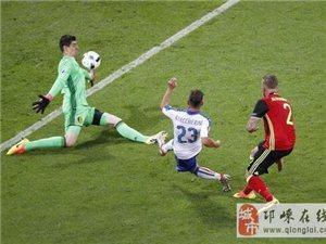 欧洲杯-尤文铁卫精准制导助攻 意大利2-0比利时