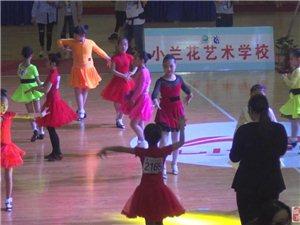 小天鹅舞蹈学校参加《全国国标赛》获32个名次归来!
