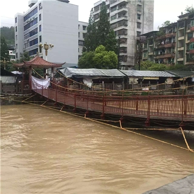 暴雨来袭,酉阳全县各乡镇涨水了,出行注意安全!!