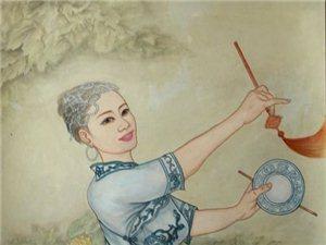 我的中国画作品。1