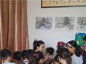 2016年涡阳文化馆少儿书画艺术班招生了!