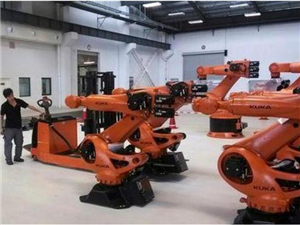 全球产业机器人销量增幅跳水:来自中国的订单少了