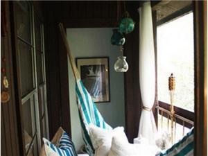 家里装个吊床 逼格瞬间不一样!
