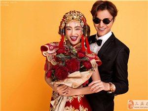 传统中式婚纱照姿势技巧大全
