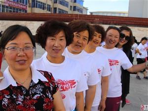 昨日20时,华池东山公园突现百余名白T恤青年男女,原来竟是