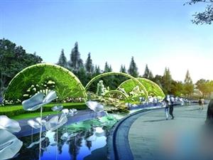 世界荷花博览园景点规划方案出炉