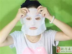爱美惹的祸!24岁女孩天天敷面膜,皮肤老成30岁54%的人都中招