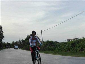 琼海阿七单车俱乐部骑行潭门随拍