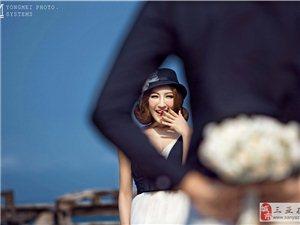 旅行婚纱照怎么拍好看又好玩!