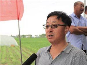 一个产业带富一方――记镇赉县建平乡甜瓜产业协会会长常忠海