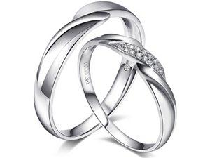 一对结婚戒指多少钱?