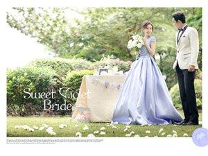 【古摄影】新娘手捧花的选择。