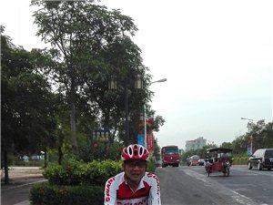 琼海阿七单车7月9日(周六)骑行博鳌随拍