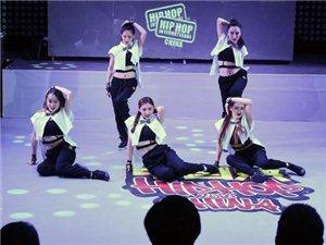 19岁泸州妹拿下街舞锦标赛全国冠军