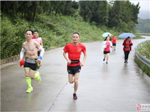 邻水跑团周末五华山健康跑,长得好看的人周末都去跑步了…