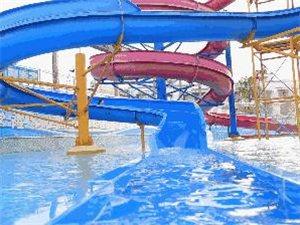 潢川这个大型水上乐园,即将开园!请全县人民免费玩3天!