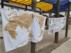 """""""最丑最脏展览""""在中国最美乡村?#32511;?#20030;行"""