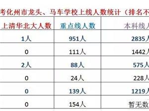 """化州���^�R�各校""""�瘛�2019高考成�!�F�龀�震撼!"""