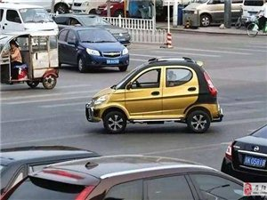 网友爆料:原阳低速电动车不能上路!?以后该咋弄……