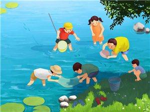 速来围观!潢川世博汇,600条鱼竟然免费送...