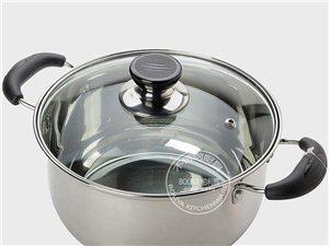 加厚耐用不锈钢奶锅汤锅小蒸锅热牛奶不粘锅煮奶煮面锅电磁炉锅具