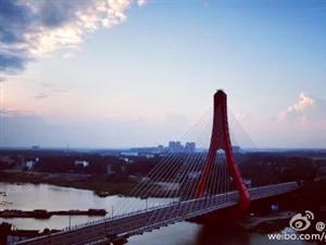 涡阳涡河三桥拟定于本月15日试通车,向二季度经济调度会献礼!