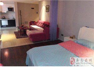 阜南盛世家园1室1厅50平米简单装修押一付