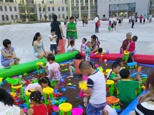 儿童玩具-沙床