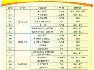 福建中华技师学院2016招生(国家级重点技工学校)