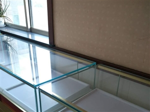 二手柜台、橱柜、高脚柜、珠宝柜台、玻璃柜台