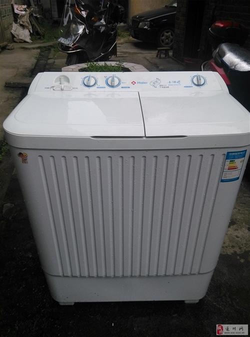 便宜出售海爾額定最大功率530W洗衣機