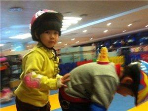 您的小孩喜歡輪滑?興國焦點輪滑專業教練教學常年招生