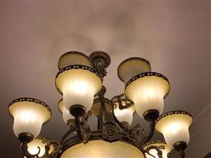 转让闲置欧式灯具