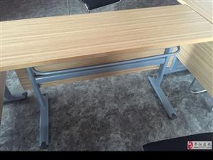 95成新学习培训桌椅出售