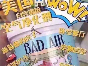 美国Bad Air空气净化剂 强效除甲醛 去异味