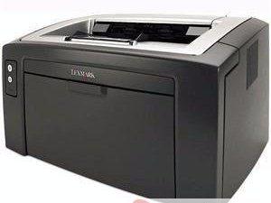 利盟E120激光黑白打印机