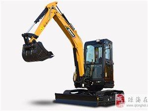 现有大型小松挖掘机一辆,可用于工程建设