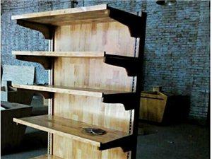 天津超市貨架木質超市貨架食品展柜廠家出售訂做