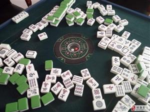 棋牌室更新,雀友麻将桌处理价。