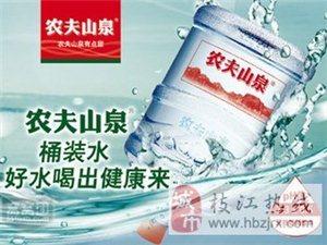 农夫山泉桶装水找枝江市乡镇代理商