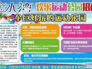 枣庄杨峪金水湾欢乐运动公园火热招商