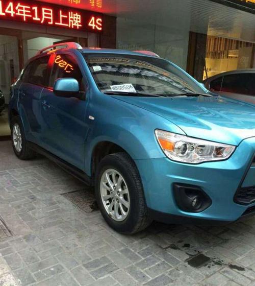 三菱ASX劲炫2013款 1.6 手动 两驱标准型  [精品