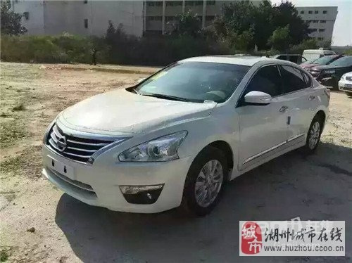 2014年日产天籁车型135800元转让