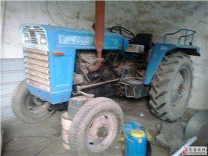 出售50拖拉机,配套联合收割机和旋耕犁