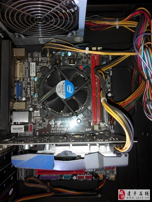 处理网吧二手电脑