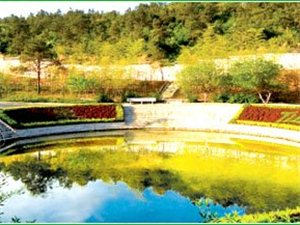 南京龙泉塔陵