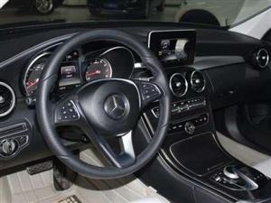 奔驰C级 2015款 C180L 1.6T 自动运动型 银